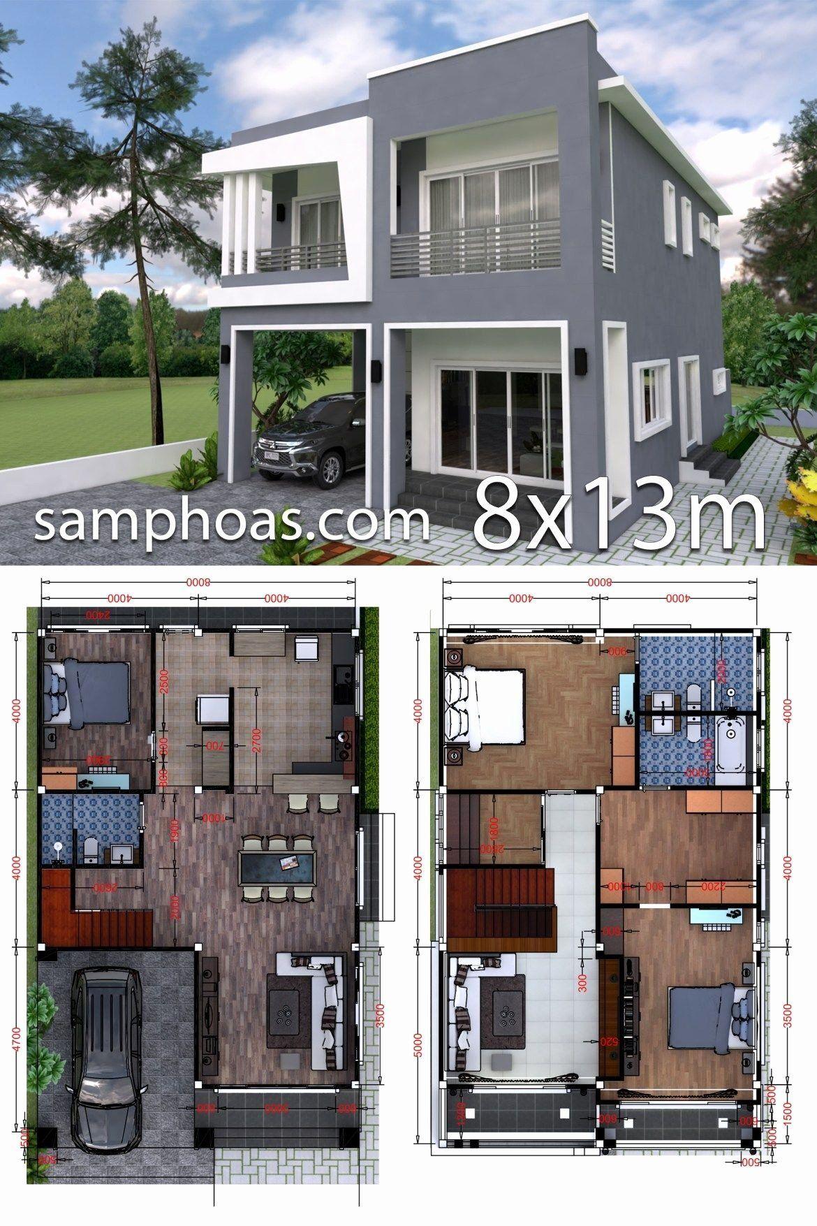 3d Home Design Suite Free Download Best Of Plan 3d Interior Design Home Plan 8x13m Full Plan 3beds 3d Home Design 3d Interior Design House Design
