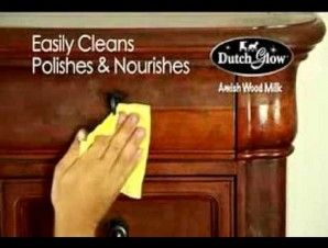 Dutch Glow Furniture Polish And Restorer By The Amish 100