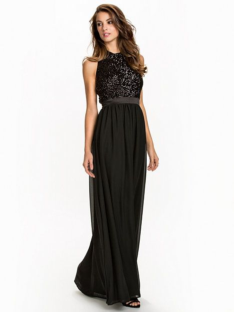862c1c6afd01 Nelly.com: Sequin Pocket Gown - NLY Eve - women - Black. New clothes ...