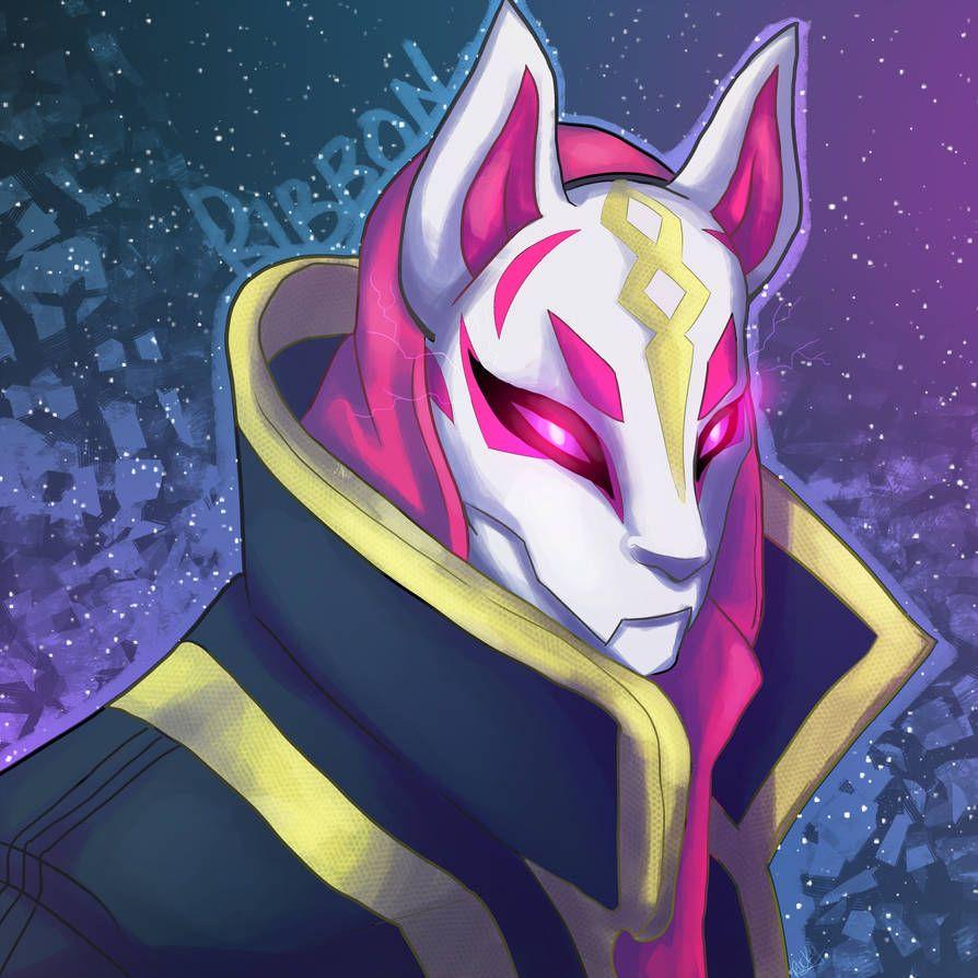 Fortnite Drift Chan Fanart For Ribbon By Ruckyart Character Art Fan Art Game Art