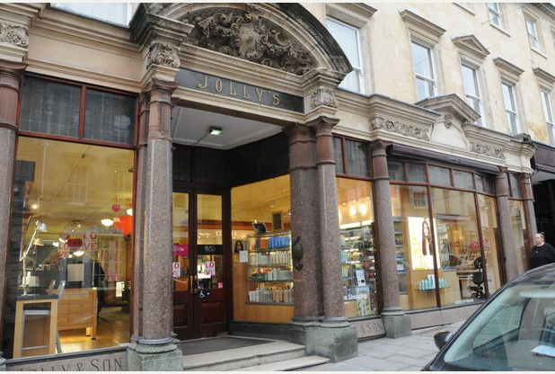 Jollys, Milsom Street. Bath\'s oldest department store | Bath ...