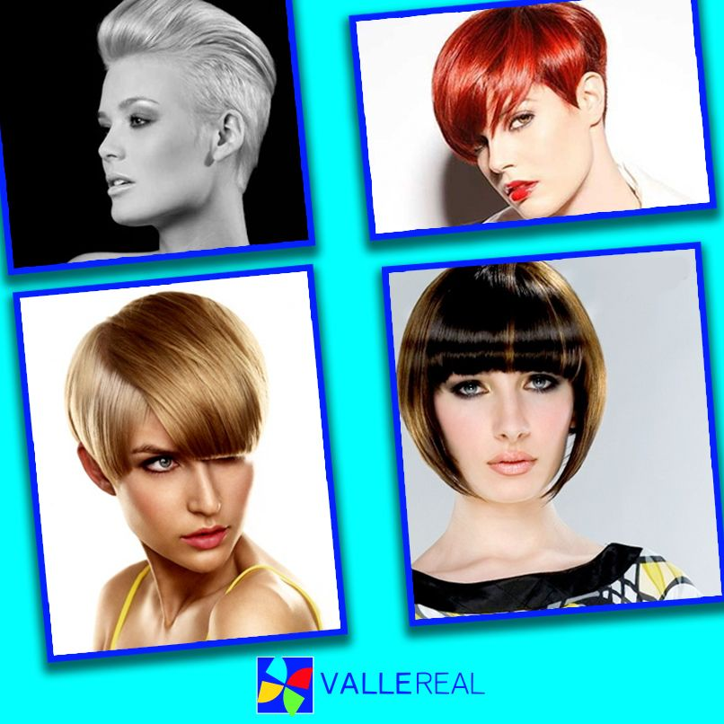 ¿Quieres renovar tu imagen en #Otoño? En Valle Real queremos ayudarte a que te veas bien, por ello hoy te traemos algunas de las tendencias en cabello corto para esta nueva temporada.  ¿Os atrevéis con alguna?
