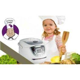 Robot Para Cocina Chef Supreme   Olla Cocina Programable Gourmet Lady    Recetas De Cocinar |