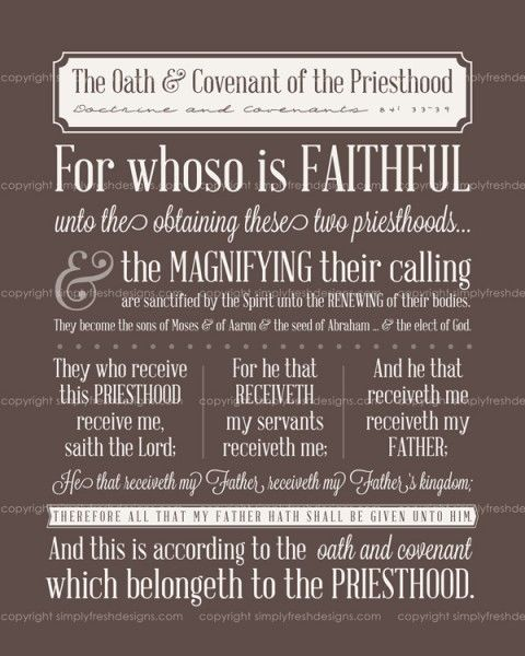 photo regarding Oath and Covenant of the Priesthood Printable identify LDS Oath and Covenant of the Priesthood Easily Fresh new