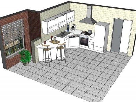 Küchen Flamme ~ Neueste 3d küchenplanung ermöglichen ihnen genaue einblicke in