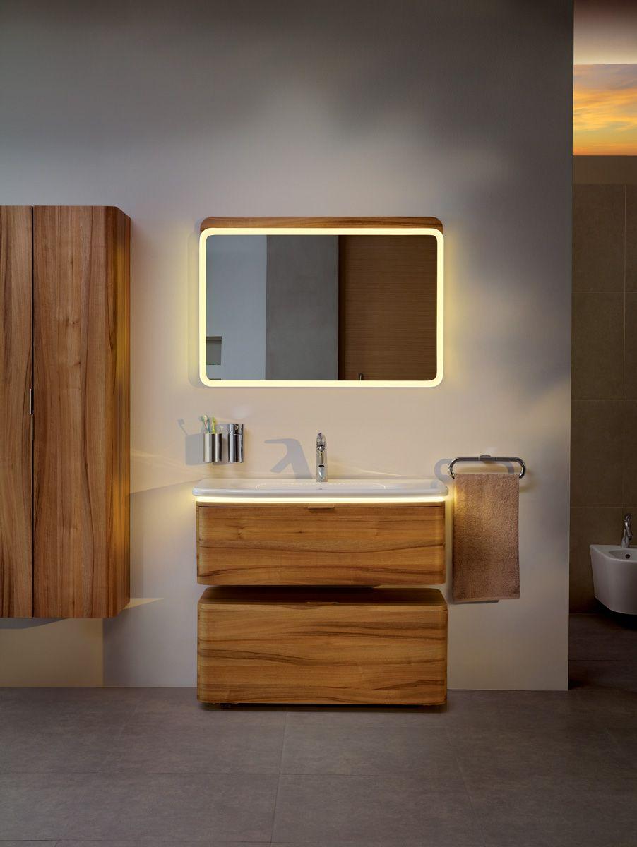 Pin by nisa bujari on bathroom in 2019 bathroom vitra - Designer vanity units for bathroom ...