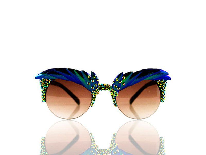 VI Swarovski Beetle Wing Sunglasses | Gafas, Lentes y Reloj