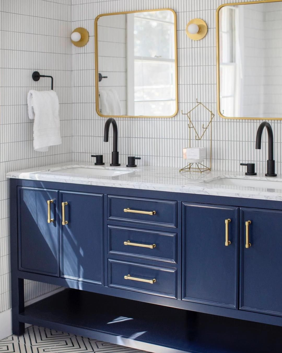 Modern Bathroom Decor, Ferguson Bathroom Vanity