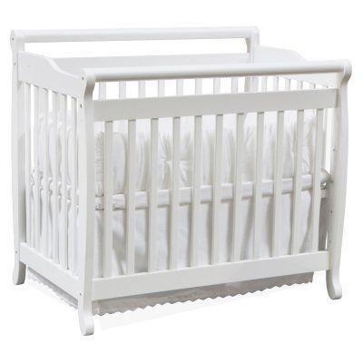 mini Davinci crib emily