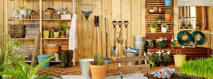 IKEA gardening ideas   gardening   Garden organization ...