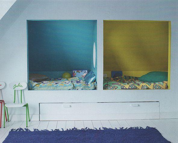 Home Of Stylist Muriel Verbist.