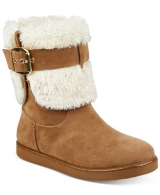 9c7fe0d0ff19 G by GUESS Amburr Cold-Weather Boots