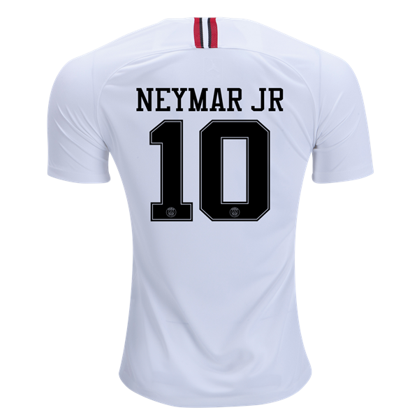 PSG Neymar Jr #10 T-Shirt Paris Neymar Brazil T-Shirt