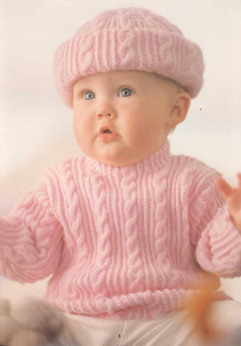 a027c143d Patons Little Angels Baby Cardigan Free Knit Pattern Booklet - Free ...