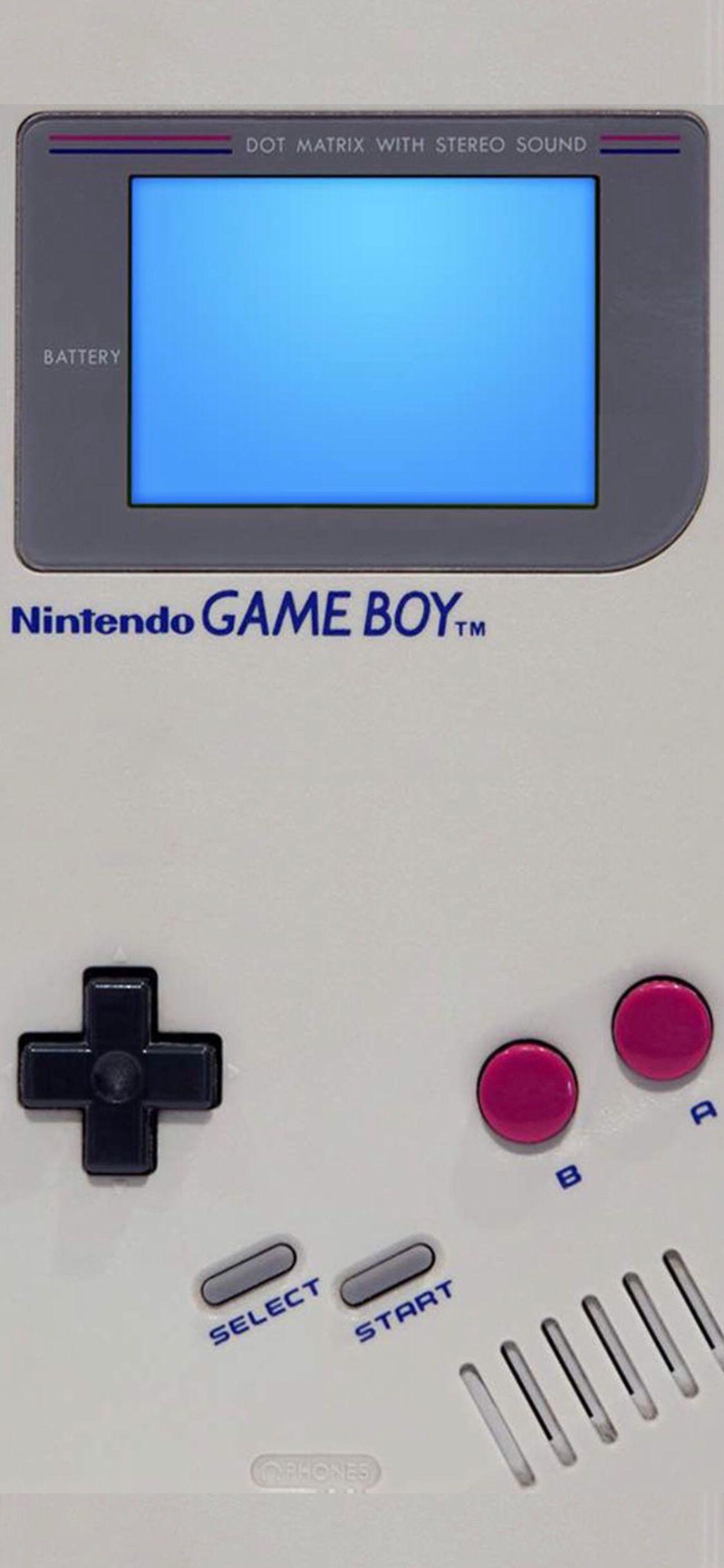 Game Boy Wallpaper Iphone X Ipod Wallpaper Boys Wallpaper Gameboy
