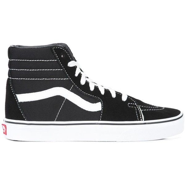 vans botas negras