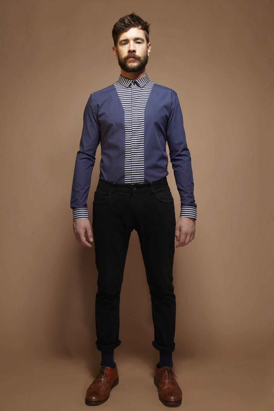 AW_13 | MCG | NOT JUST A LABEL | Mens designer shirts