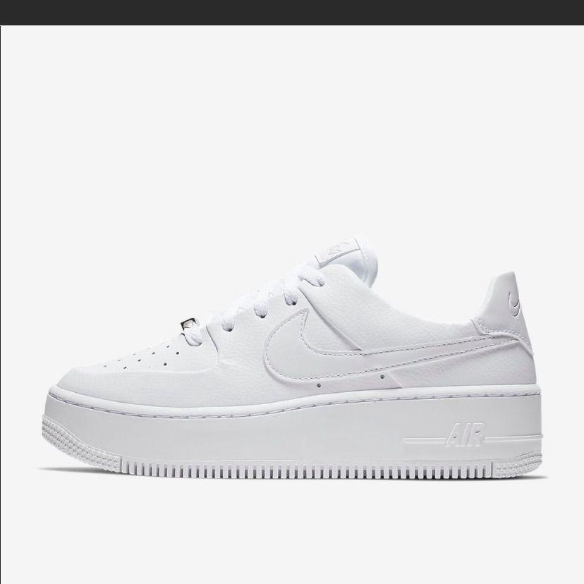 Nike Airforce 1 Sage Low White | Nike