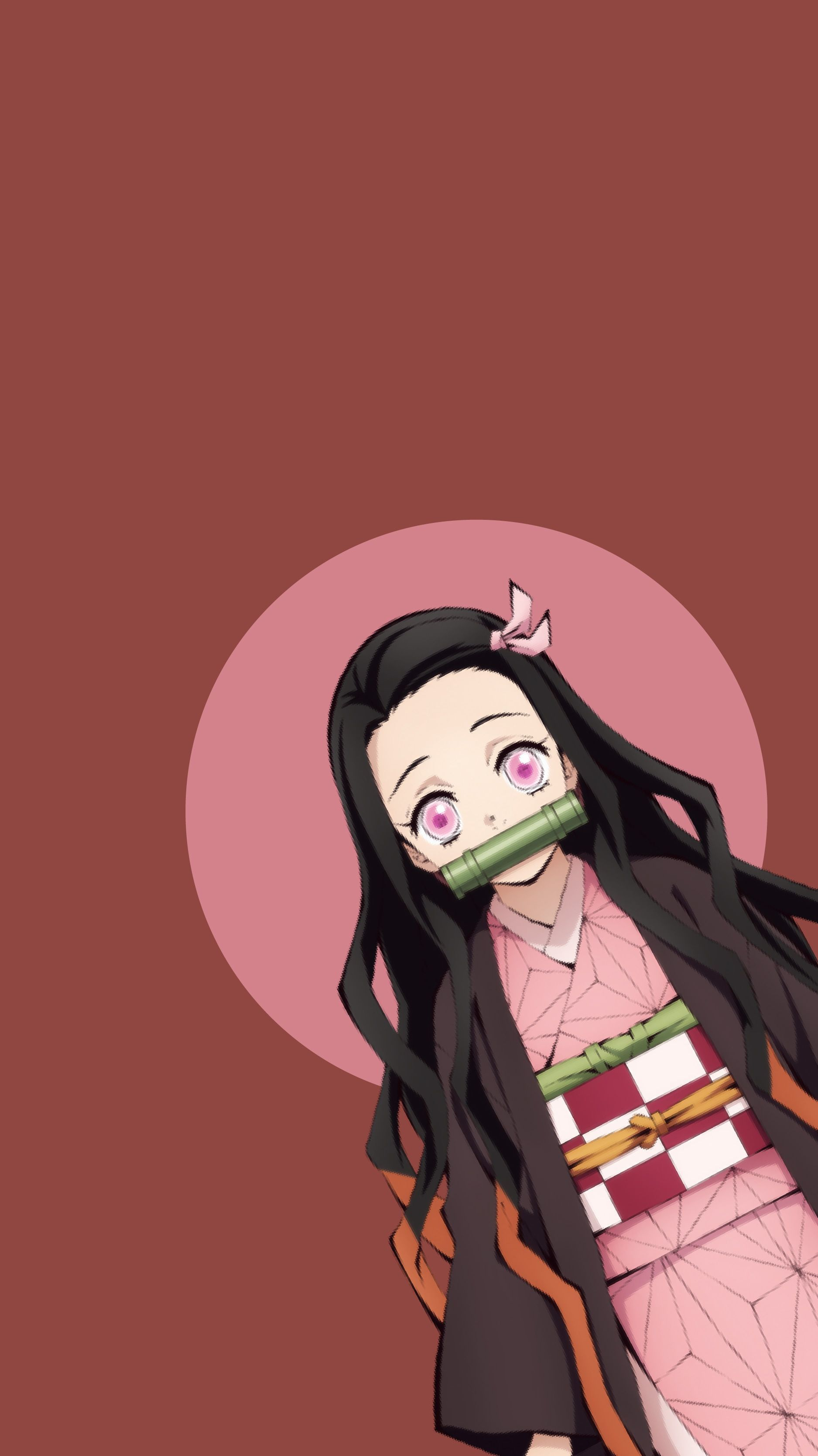 Demon Slayer Nezuko Phone Wallpaper Phonewallpaperquotes Demon Slayer Nezuko Phone Wallpaper Anime Telefon D Cute Anime Wallpaper Anime Wallpaper Anime Demon