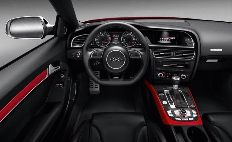 2012 Audi Rs5 Review Specs Pictures Price U0026 0 Manual Guide