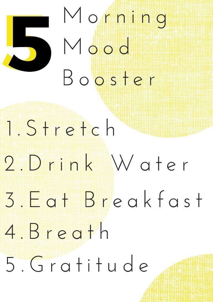 5 simple morning mood boosters for mental health. #Selfcare #Affirmations #Gratitude. #morning #moodboosters #mentalhealth #routine #coffee #breakfast #yoga