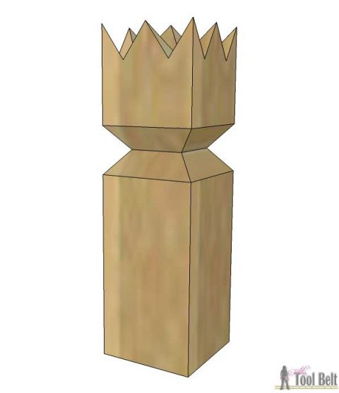 Kubb Is A Fun Outdoor Lawn Game Also Known As Viking Chess Perfect For Bbq S And Family Reunions Free Plans To Build Your Own Di With Images Diy Tool Belt Outdoor