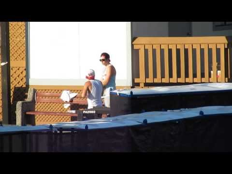 Niall backstage at hershey ft. Luke Hemmings :)(7/6/13) WHAT EVEN IS THIS XD << oh my god  what was that !!! I love this boy