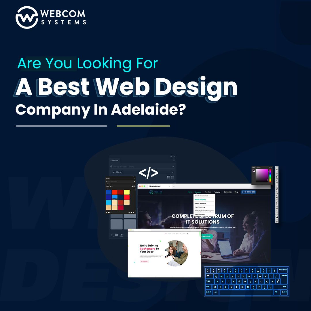 Are You Looking For A Best Web Design Company In Adelaide Agency Website Design Web Design Best Web Design