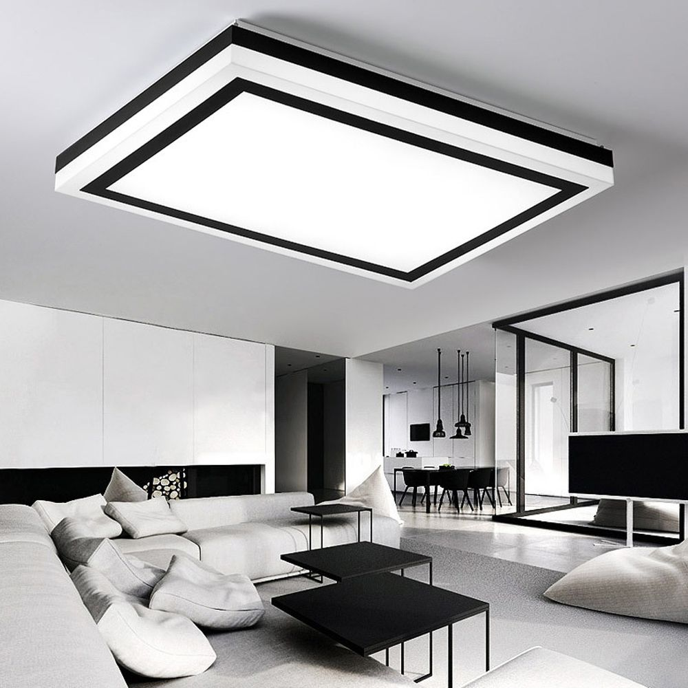Modern Led Ceiling Lights office balcony lighting Indoor light ...