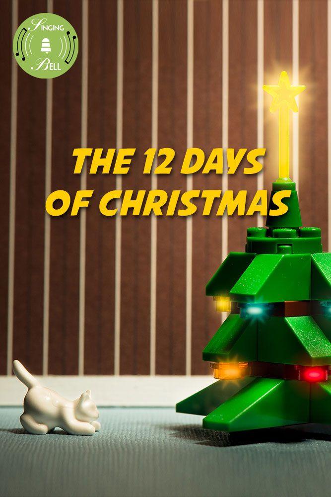 The 12 Days Of Christmas Christmas Carols Songs 12 Days Of Christmas Christmas Carol