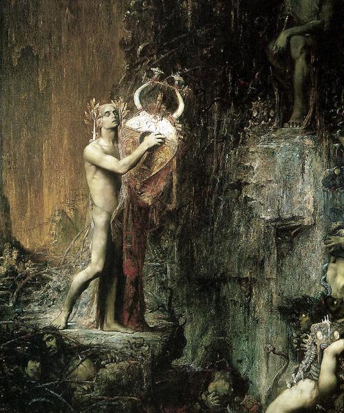 Marcel-Béronneau - Orpheus
