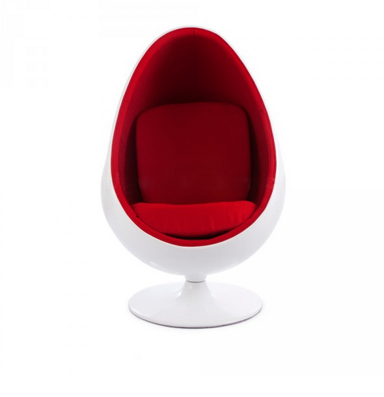 Aarnio Egg Pod Chair In White Bed Bath Beyond Pinterest