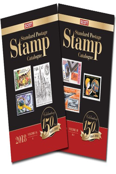 Scott 2018 Standard Postage Stamp Catalogue Volume 3 Countries Of The World G I Scott 2018 Volume 3 Catalogue G I Countries Of The World Scott Standard Post Stamp Catalogue Postage Stamps World C