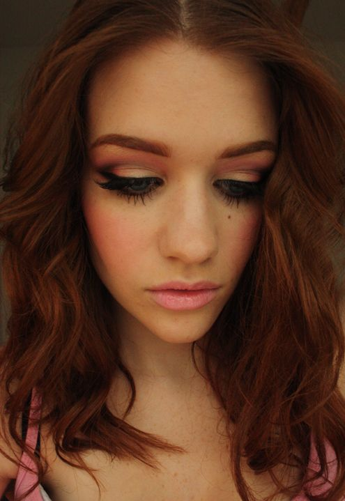 HOW TO: VALENTINES MAKEUP