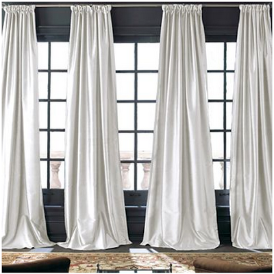 restoration hardware drapes. Restoration Hardware | Decor Look Alikes Drapes A
