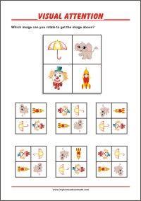 Brain Training Worksheets Free   Homeshealth.info