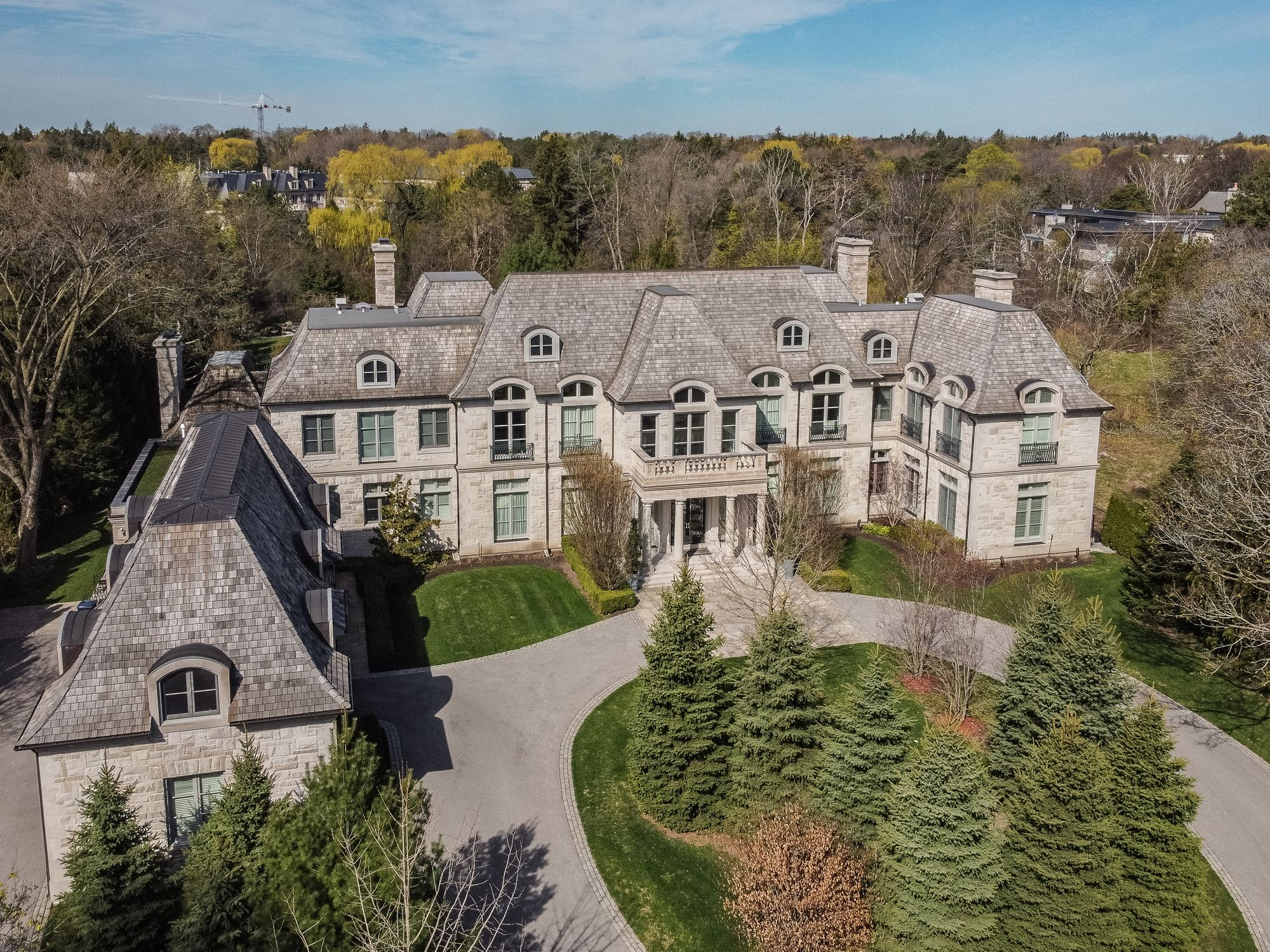 Gated French Provincial Estate Palatial Mansion Designed And Built By World Renowned Joe Brennan Mansions Mansions For Sale Luxury Real Estate 20 bedroom mansion for sale