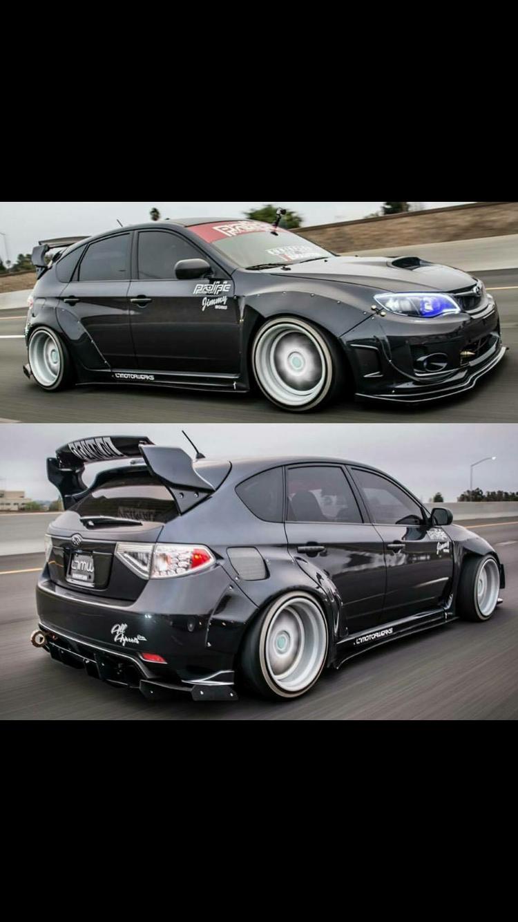Subaru Impreza Wrx Sti Hatchback Forester 2017 Mazda