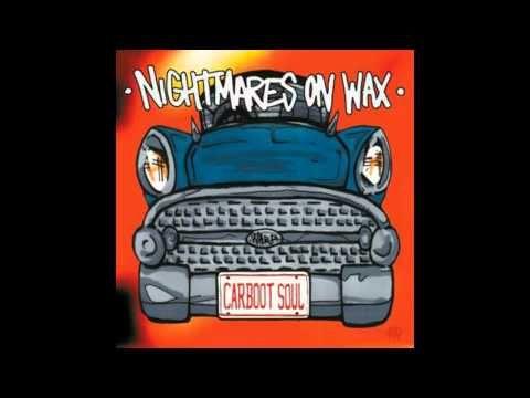 Nightmares On Wax Morse Trip Hop Nightmare Greatest Album Covers