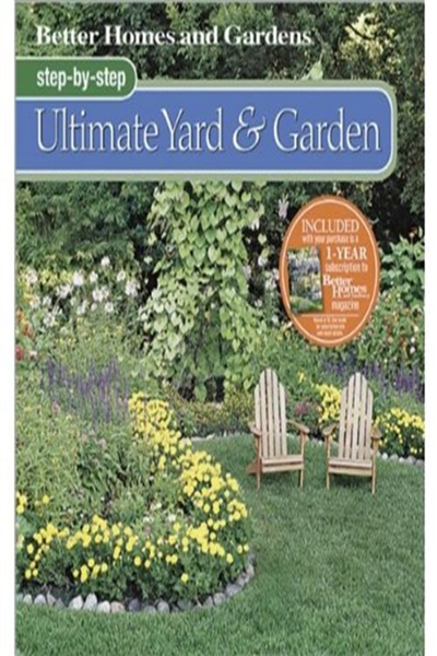 8c7e82774580f329076daf2d5b4b2312 - Better Homes And Gardens Step By Step Landscaping