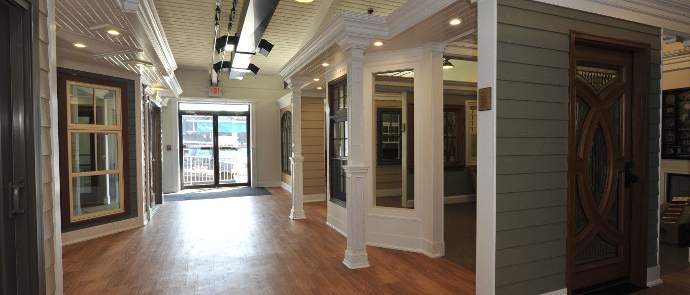 Showrooms With Images Window Company Showroom Interior