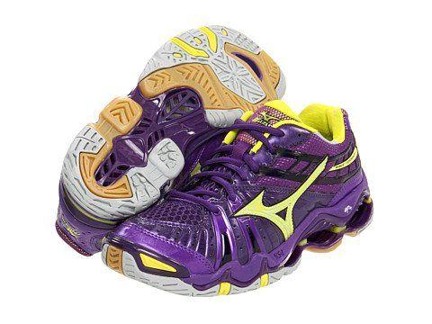 mizuno volleyball shoes purple rain