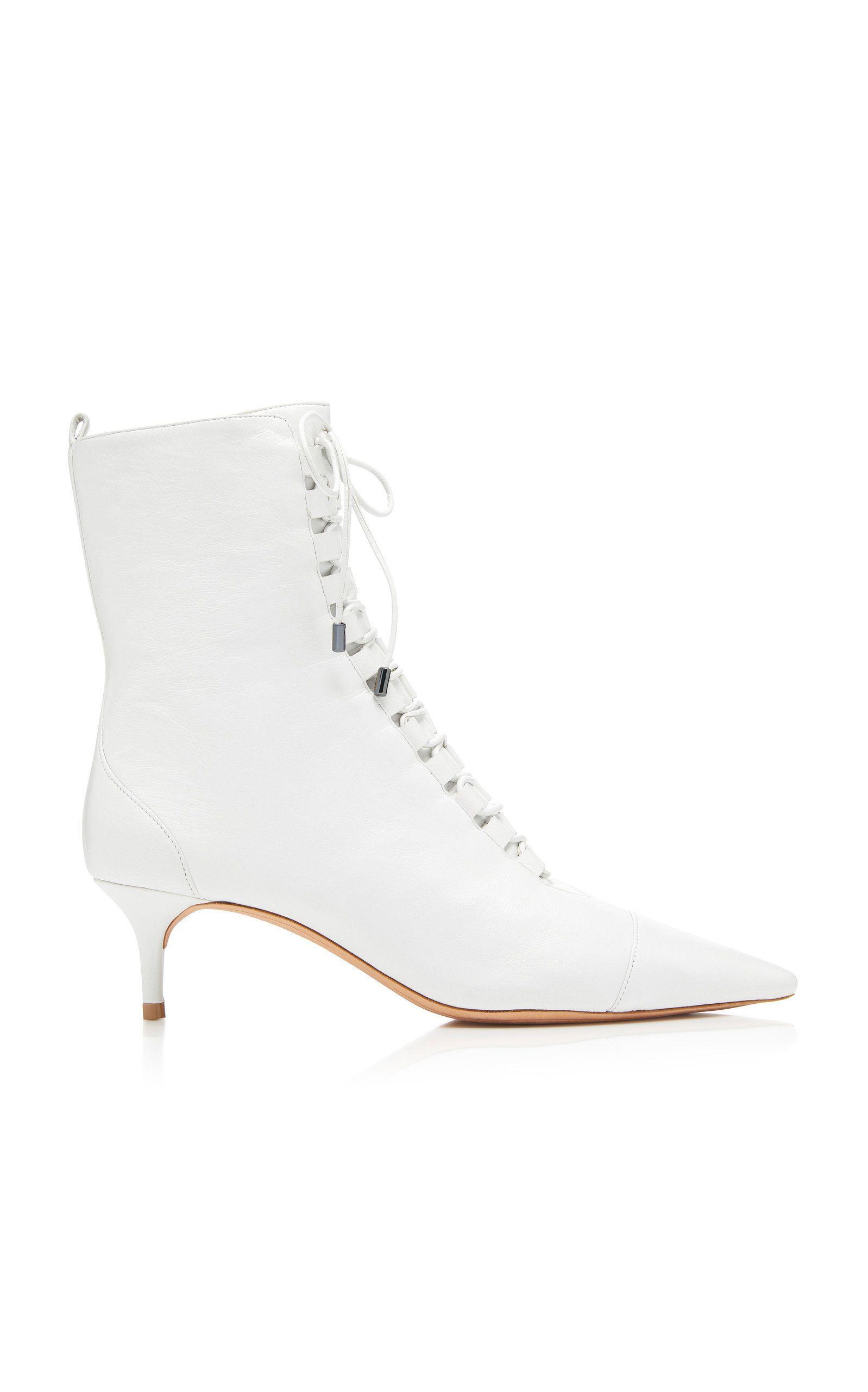 145b6b8e1ad4 ALEXANDRE BIRMAN | Millen Lace-Up Leather Boot | CAD 955 | Alexandre  Birman's sleek