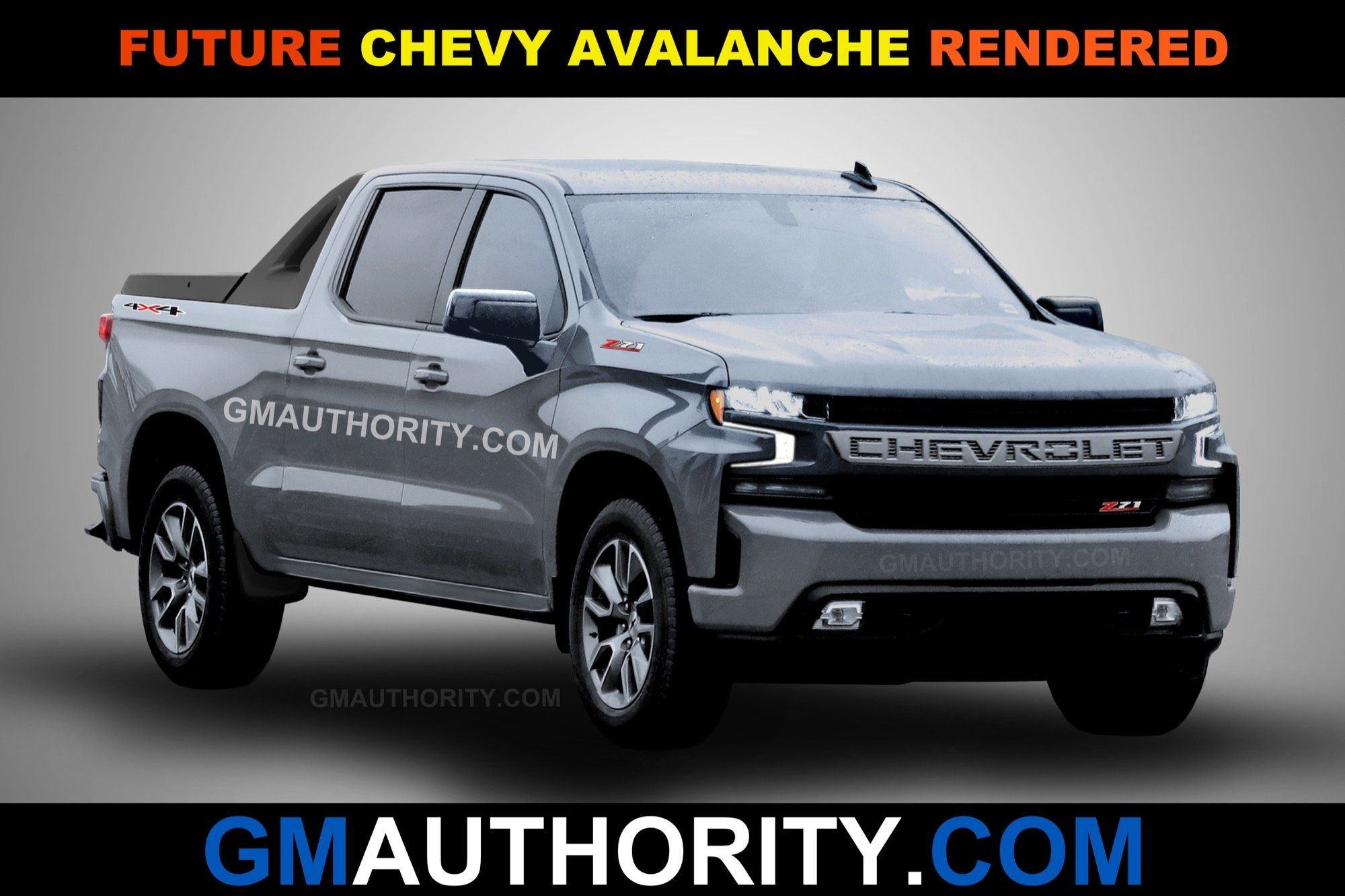 2020 Chevy Avalanche Di 2020