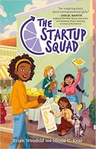 Childrens books about entrepreneurship