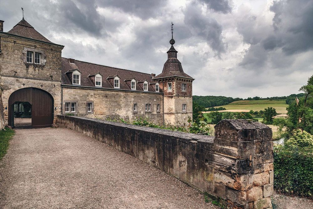 Château-Neercanne   House styles, Mansions, Maastricht