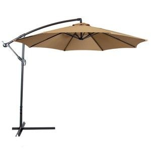 Stand Alone Patio Umbrella Furniture Ideas Pinterest Offset