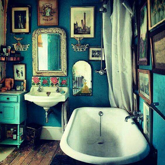 Discover Ideas About Boho Bathroom