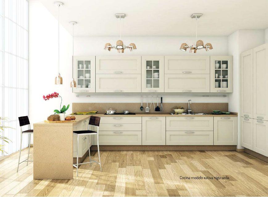 www.accesoriosjil.es – modelo xátiva nigú seda   cocina   cocinas