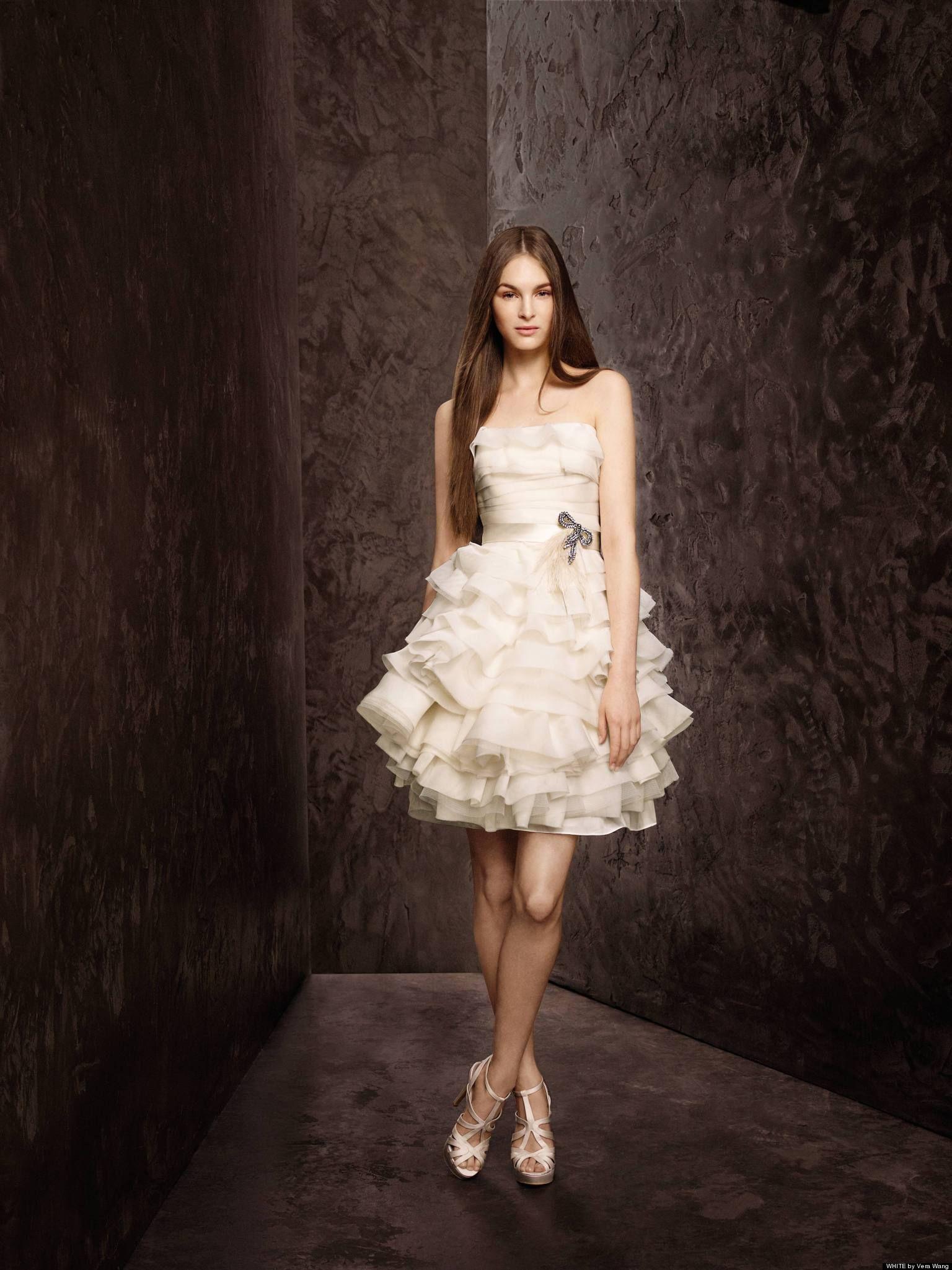 2nd Wedding Dresses Short
